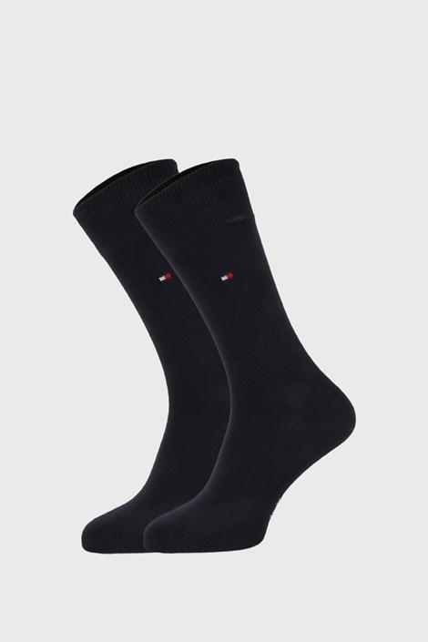 2 PACK σκούρες μπλε κάλτσες Tommy Hilfiger Classic