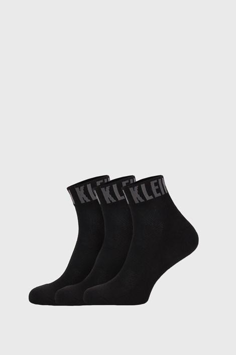 3 PACK κάλτσες Calvin Klein Drake μαύρες