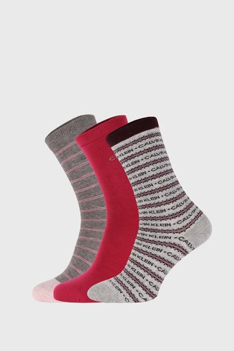 3 PACK γυναικείες κάλτσες Calvin Klein Katerina Ι
