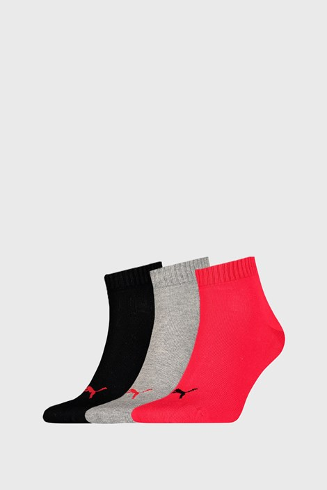 3 PACK κάλτσες Puma Quarter Plain ΙΙ