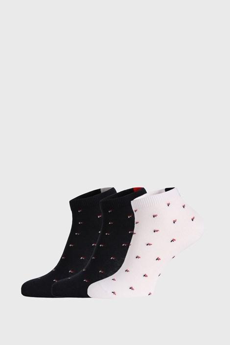 3 PACK κάλτσες αστραγάλου FILA Navy