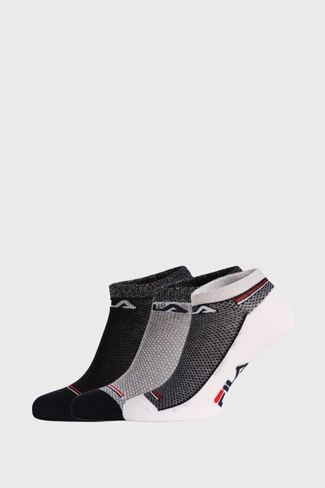 3 PACK κάλτσες FILA Invisible Navy