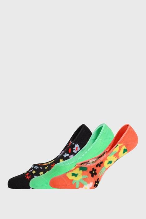 3 PACK κάλτσες Happy Socks Flower