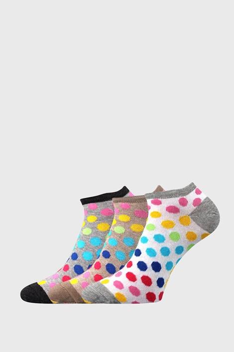 3 PACK γυναικείες κάλτσες Piki 65