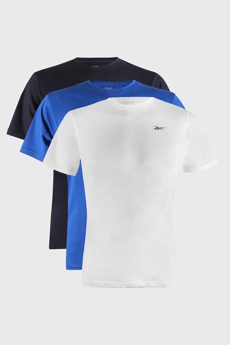 3 PACK μπλουζάκι Reebok Santo A