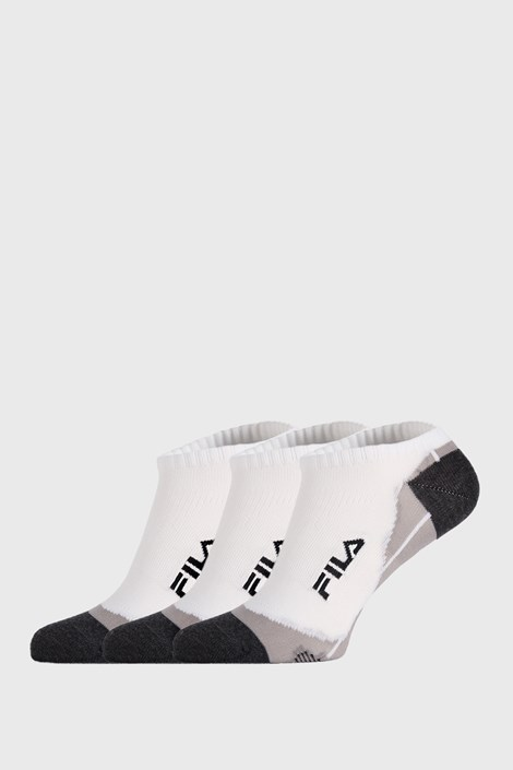 3 PACK κάλτσες FILA Invisible λευκές
