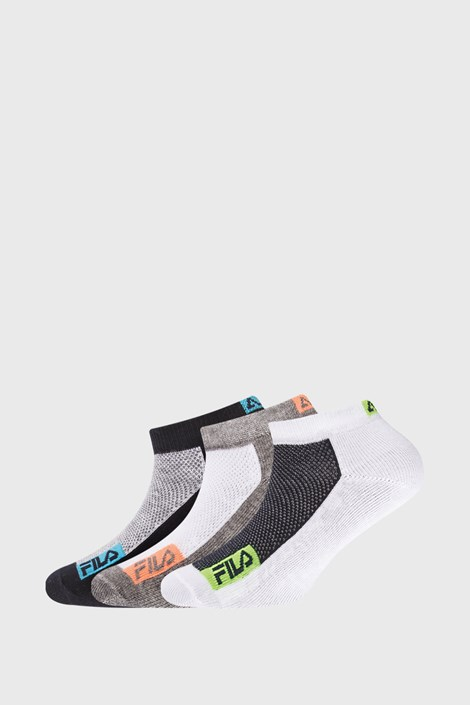 3 PACK παιδικές αθλητικές κάλτσες FILA Invisible