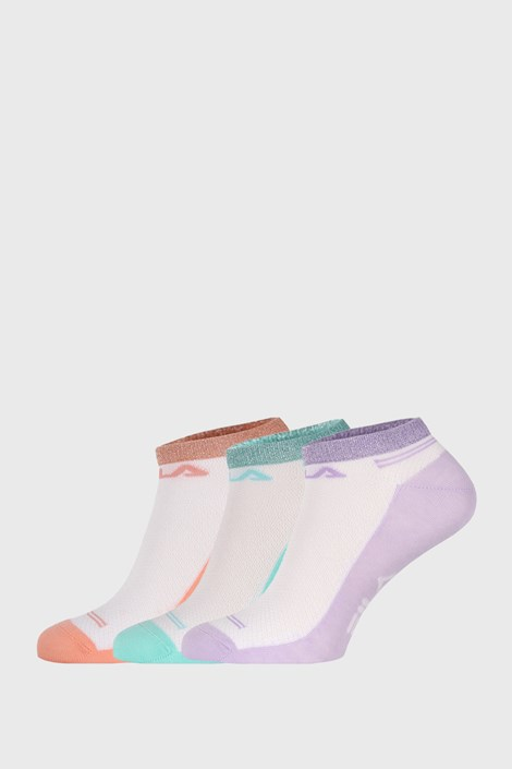 3 PACK κάλτσες FILA Invisible Lady Color