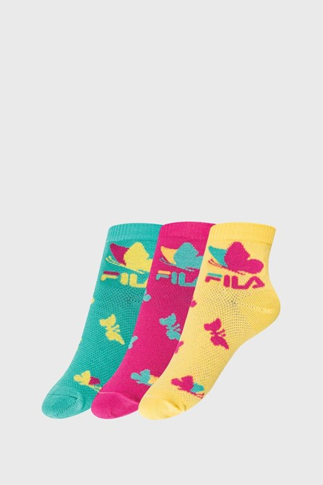 3 PACK κάλτσες για κορίτσια FILA Waikiki