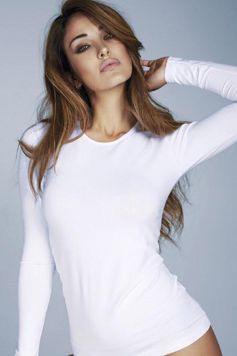 Γυναικείο ζεστό μπλουζάκι Moll