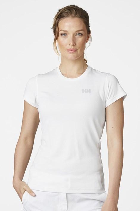 Γυναικείο λευκό μπλουζάκι Helly Hansen
