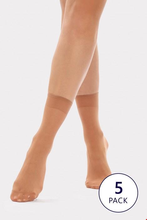 5 PACK νάιλον κάλτσες Nylon 20 DEN