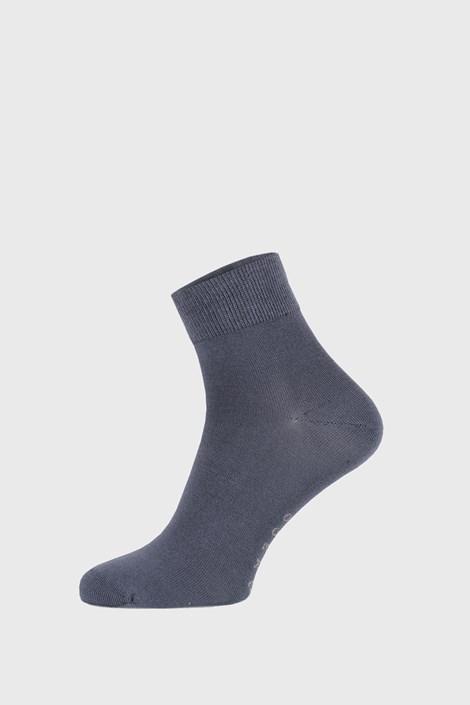 Γκρι μπαμπού κάλτσες μεσαίου ύψους