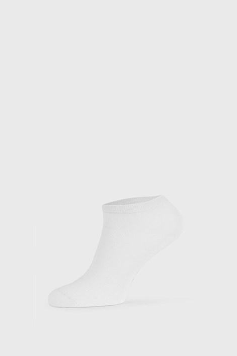 Άσπρες μπαμπού κάλτσες χαμηλές