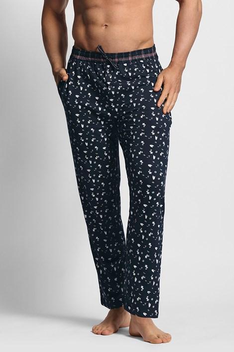 Ανδρικό παντελόνι πυτζάμας μπλε