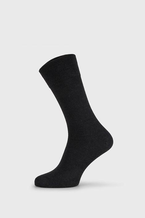 Γκρι μπαμπού επίσημες κάλτσες Bellinda