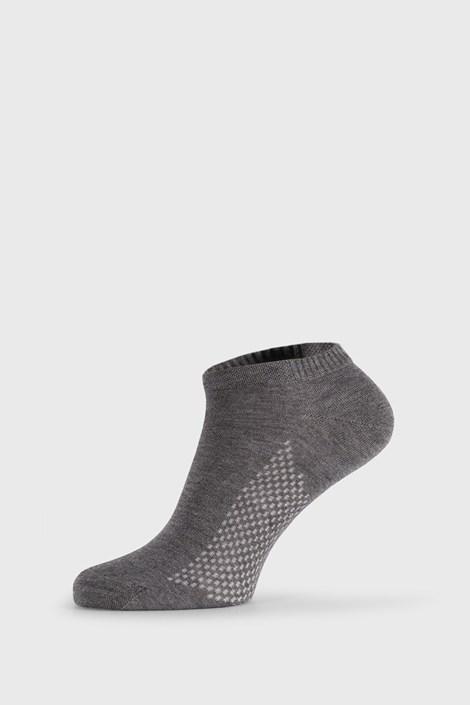 Γκρι μπαμπού κάλτσες Bellinda Air