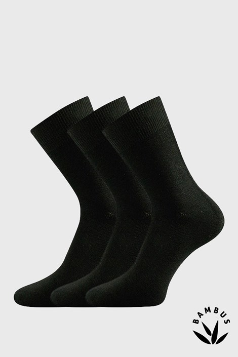 3 PACK μπαμπού κάλτσες Badon