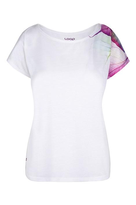 Γυναικεία λευκή μπλούζα LOAP Alexi