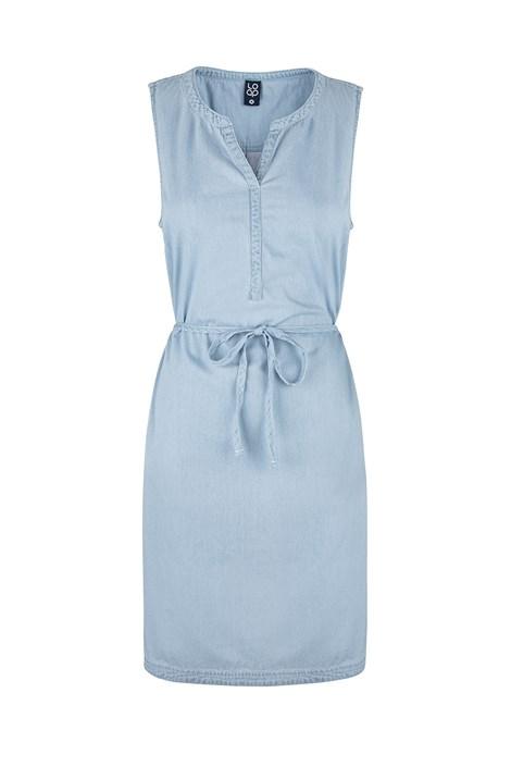 Γυναικείο μπλε αθλητικό φόρεμα LOAP Nermin