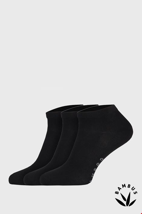 3 PACK μπαμπού κάλτσες Desi μαύρες
