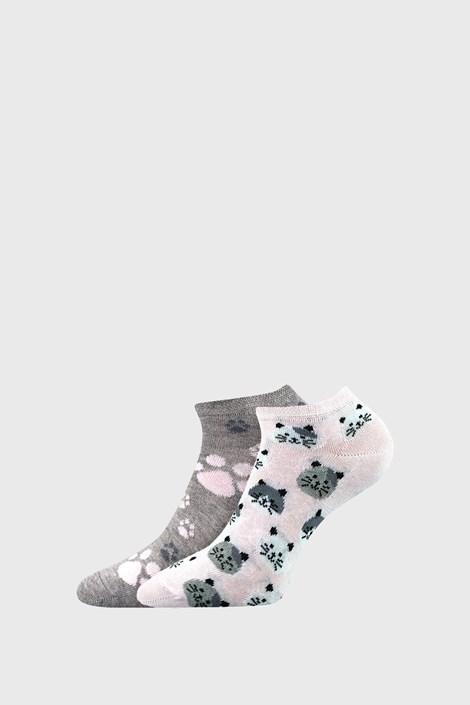 2 PACK γυναικείες κάλτσες Cats