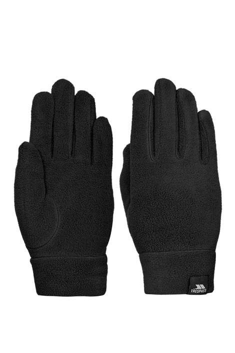 Γυναικεία μαύρα γάντια Plummet