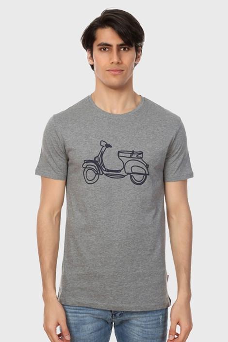 Γκρι μπλούζα Rider γκρι