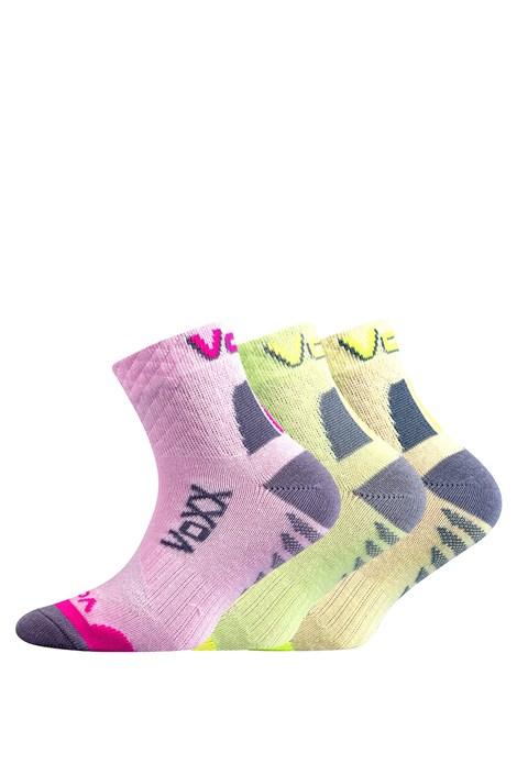 3 PACK κάλτσες για κορίτσια Kryptoxík