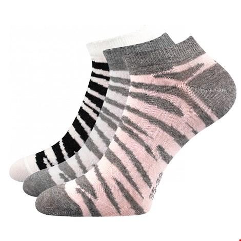 3 PACK γυναικείες κάλτσες Piki 57