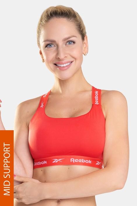 Αθλητικό σουτιέν Reebok Dollie κόκκινο