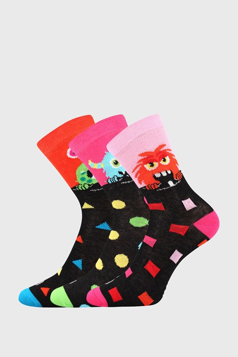 3 PACK κάλτσες για κορίτσια Ufonek